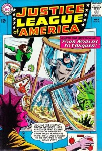 Justice-League-of-America-26-with-cover-art-by-Mike-Sekowsky-202x300 Mike Sekowsky Charter Member: Justice League of America