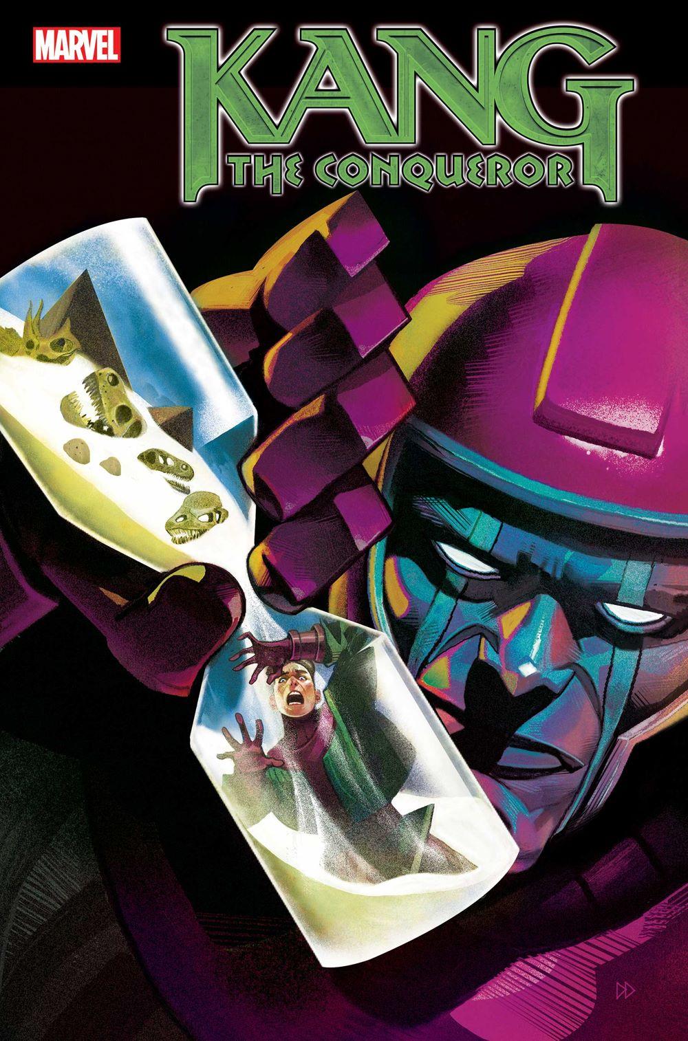 KANGCONQUEROR2021001_Cov-1 Marvel Comics August 2021 Solicitations