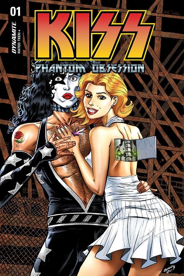 KissPO-01-01031-C-Seeley-1 Dynamite Entertainment August 2021 Solicitations