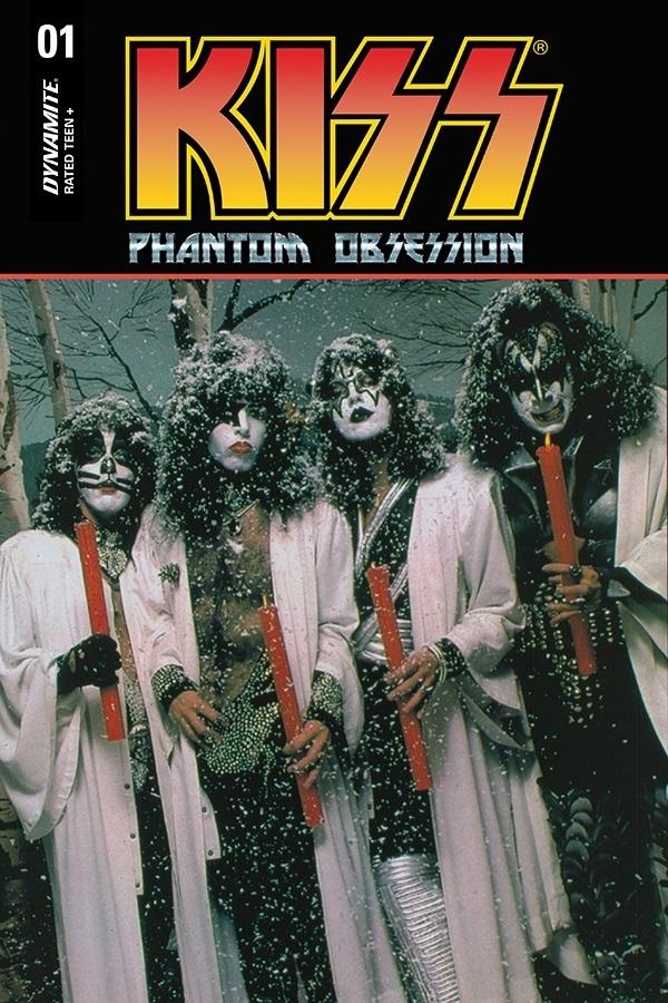 KissPO-01-01051-E-Photo-1 Dynamite Entertainment August 2021 Solicitations
