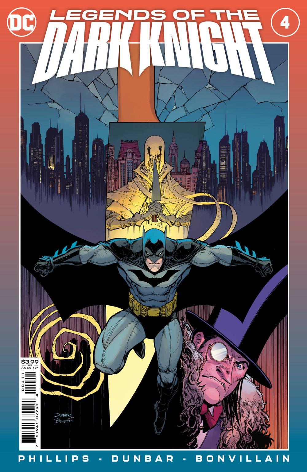 LOTDK_Cv4 DC Comics August 2021 Solicitations