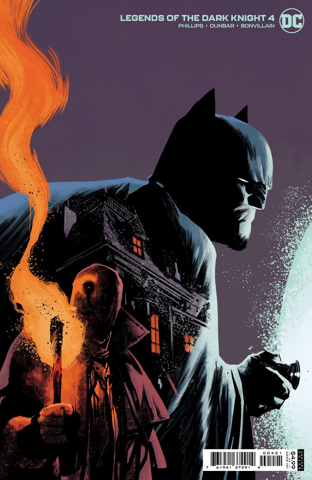 LOTDK_Cv4_var DC Comics August 2021 Solicitations