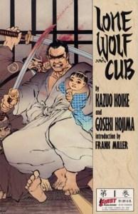 LoneWolfandCub1-194x300 Are Manga Reprints the New Hot Spec?