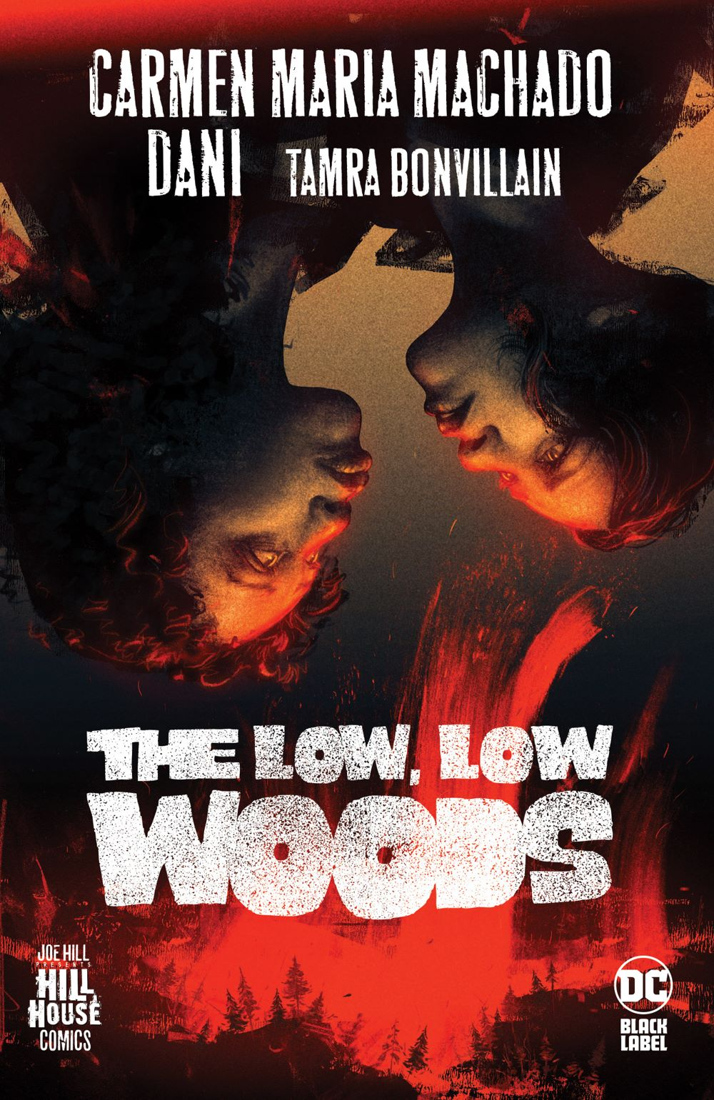 Low_Low_Woods_adv DC Comics August 2021 Solicitations