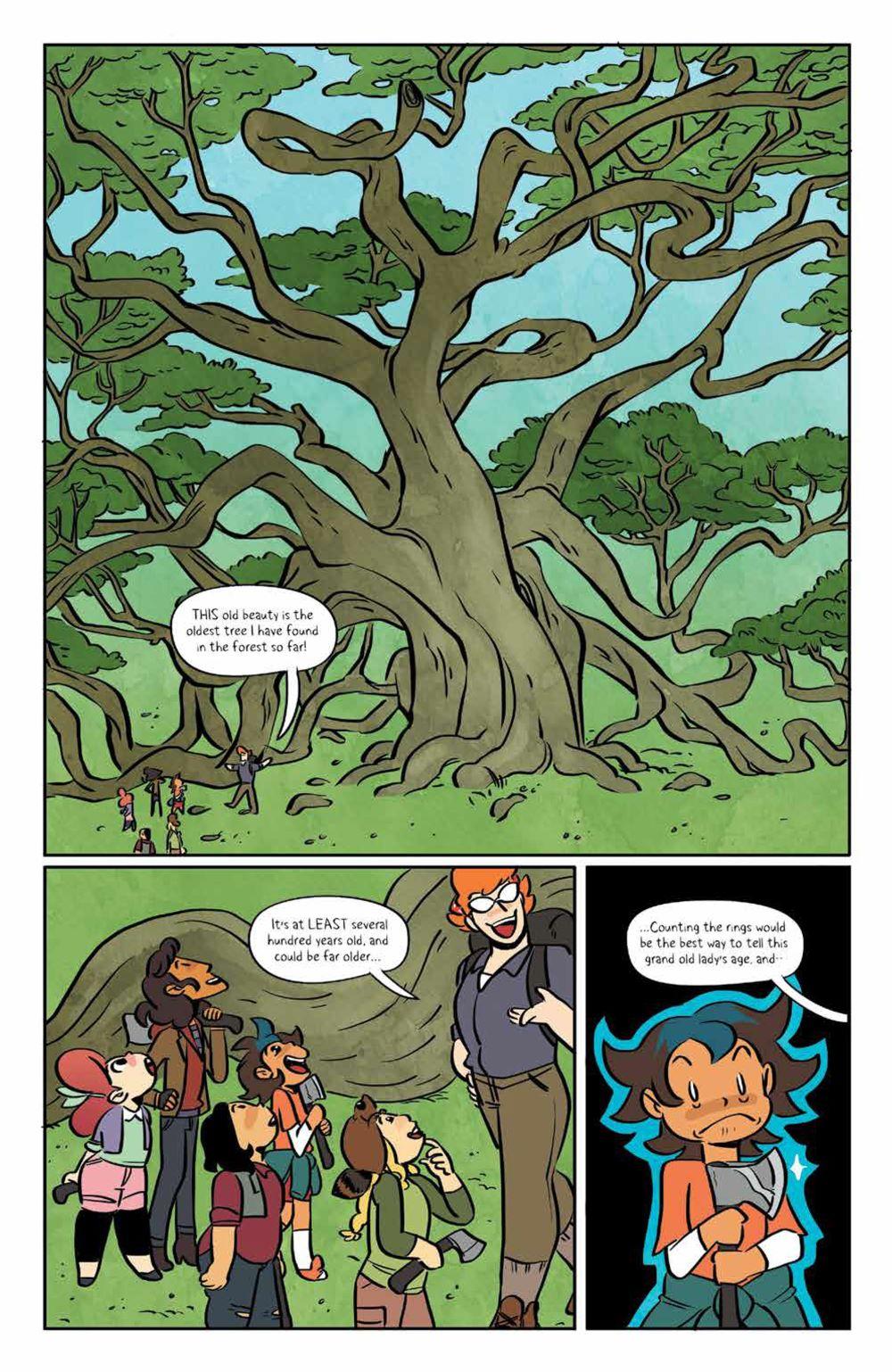 Lumberjanes_v18_SC_PRESS_18 ComicList Previews: LUMBERJANES VOLUME 18 TP