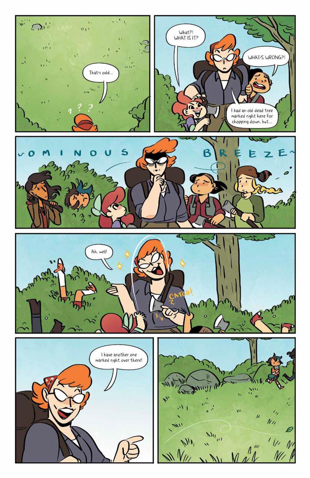 Lumberjanes_v18_SC_PRESS_22 ComicList Previews: LUMBERJANES VOLUME 18 TP