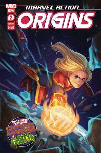 MA-Origins02_cvrA-198x300 ComicList Previews: MARVEL ACTION ORIGINS #2 (OF 5)