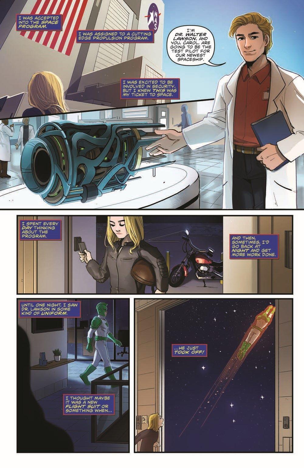MA-Origins02_pr-5 ComicList Previews: MARVEL ACTION ORIGINS #2 (OF 5)