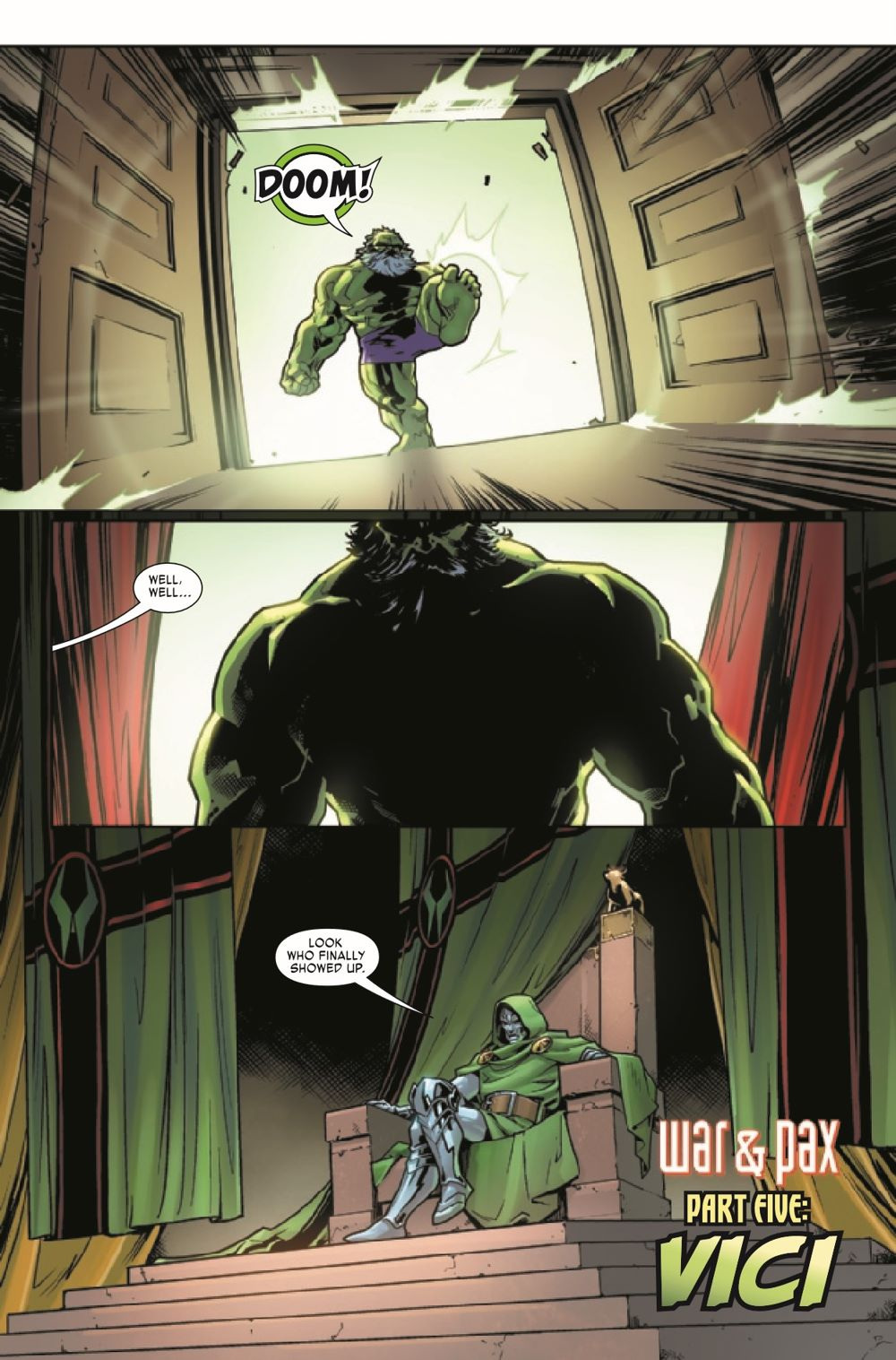 MAESTROWAP2021005_Preview-4 ComicList Previews: MAESTRO WAR AND PAX #5 (OF 5)