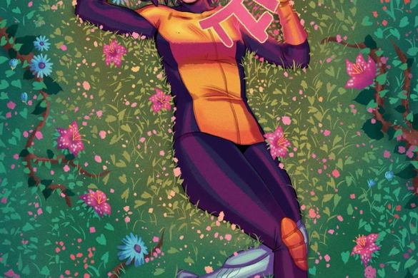 MARVOICESPRIDE2021001_Souza Marvel releases four variant covers for MARVEL'S VOICES: PRIDE #1
