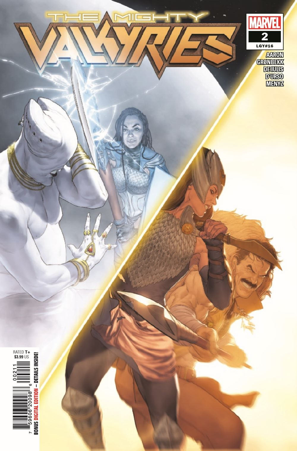 MIGHTYVALKYRIES2021002_Preview-1 ComicList Previews: THE MIGHTY VALKYRIES #2 (OF 5)