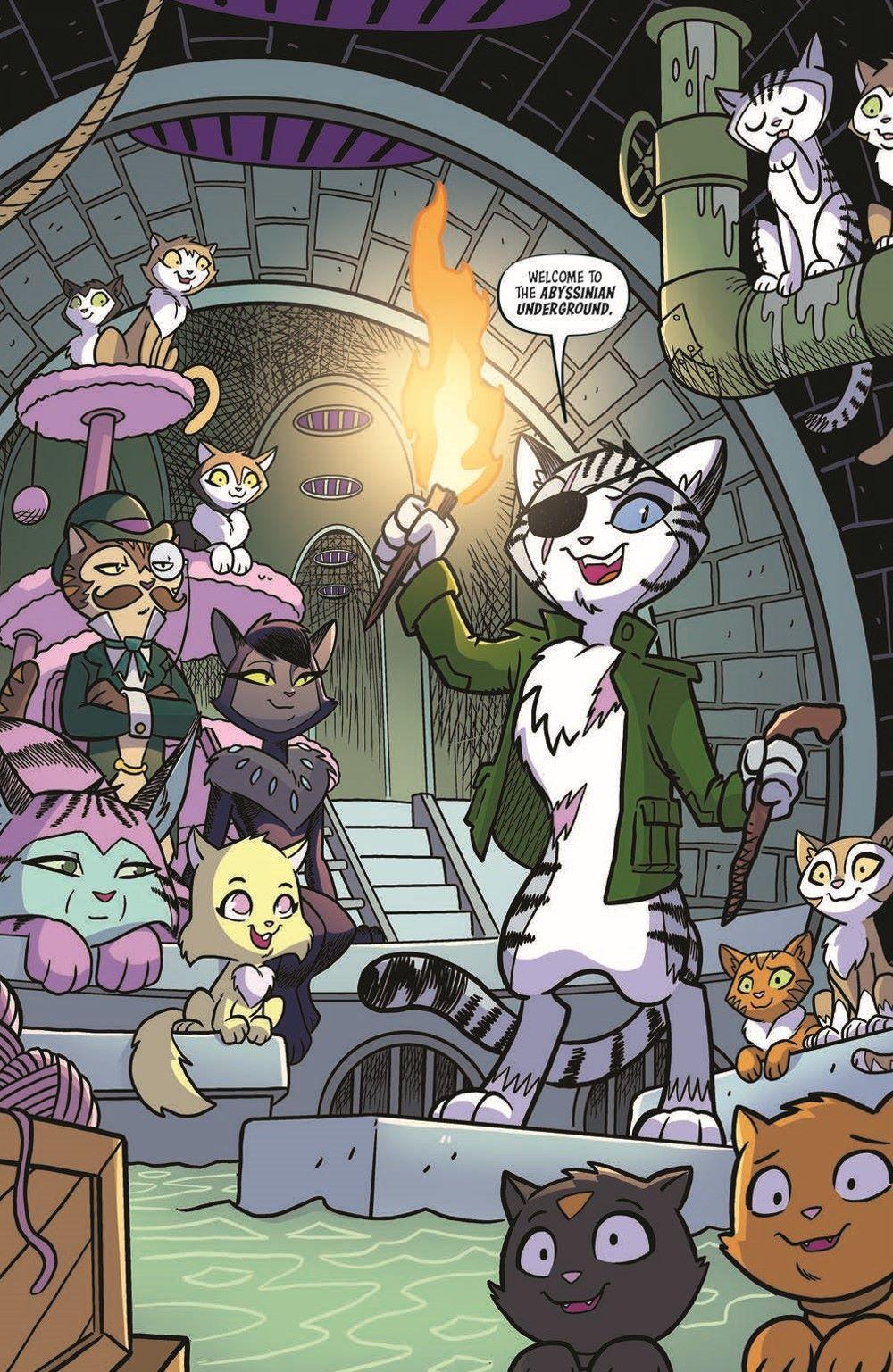 MLP97-pr-3 ComicList Previews: MY LITTLE PONY FRIENDSHIP IS MAGIC #97