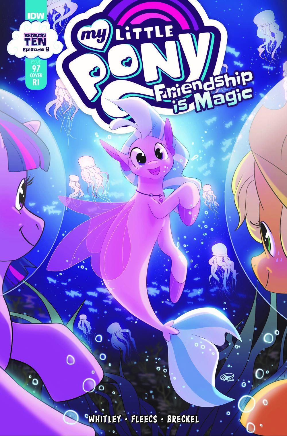 MLP97_09-coverRI ComicList Previews: MY LITTLE PONY FRIENDSHIP IS MAGIC #97