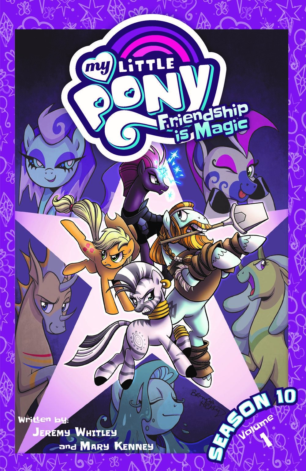 MLP_s10_v1_cvr ComicList: IDW Publishing New Releases for 06/02/2021