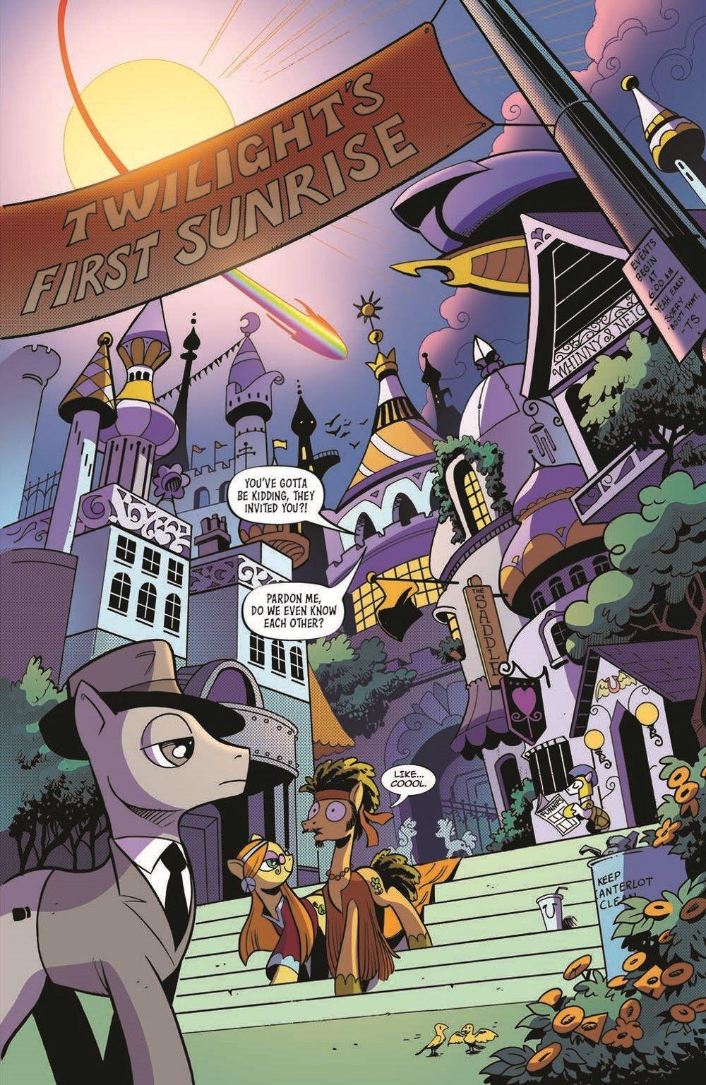 MLP_s10_v1_pr-4 ComicList Previews: MY LITTLE PONY FRIENDSHIP IS MAGIC SEASON 10 VOLUME 1 TP