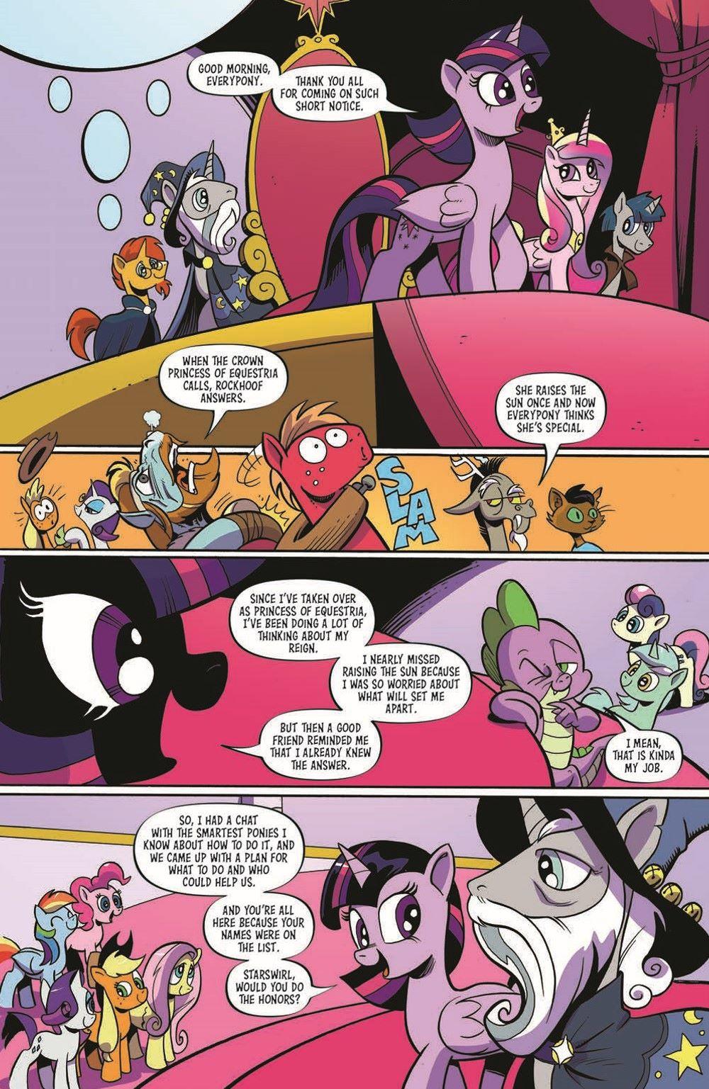 MLP_s10_v1_pr-6 ComicList Previews: MY LITTLE PONY FRIENDSHIP IS MAGIC SEASON 10 VOLUME 1 TP