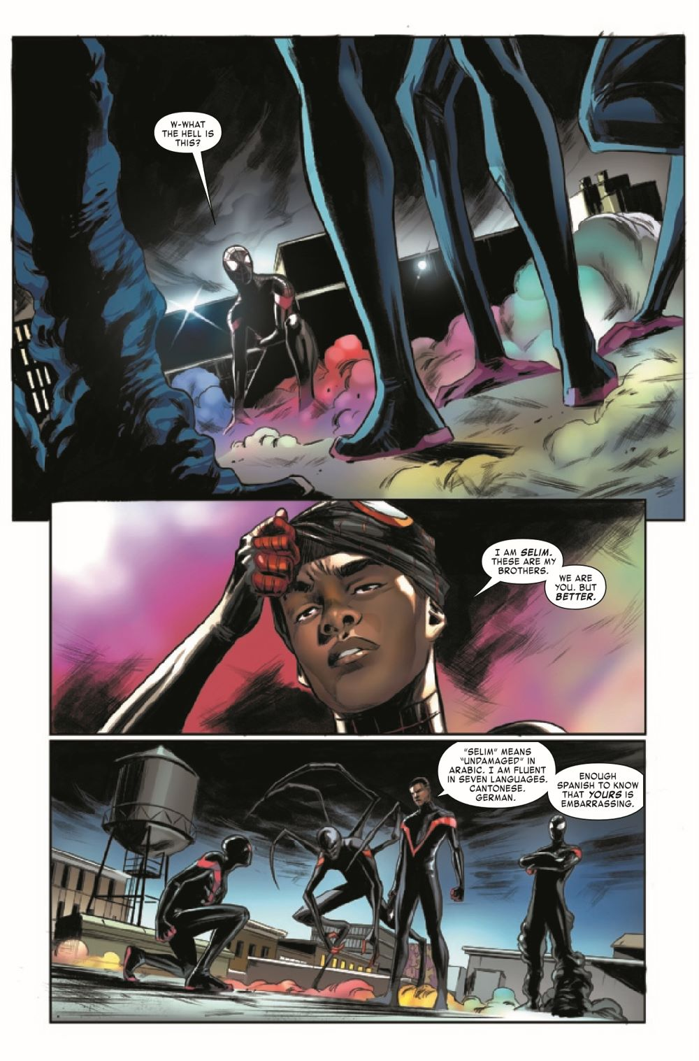MMSM2018026_Preview-2 ComicList Previews: MILES MORALES SPIDER-MAN #26