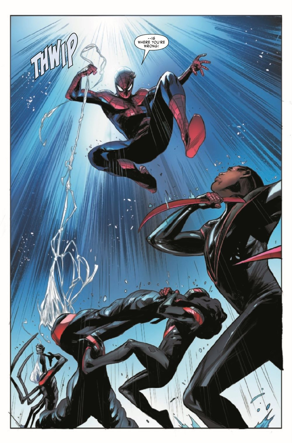 MMSM2018026_Preview-6 ComicList Previews: MILES MORALES SPIDER-MAN #26