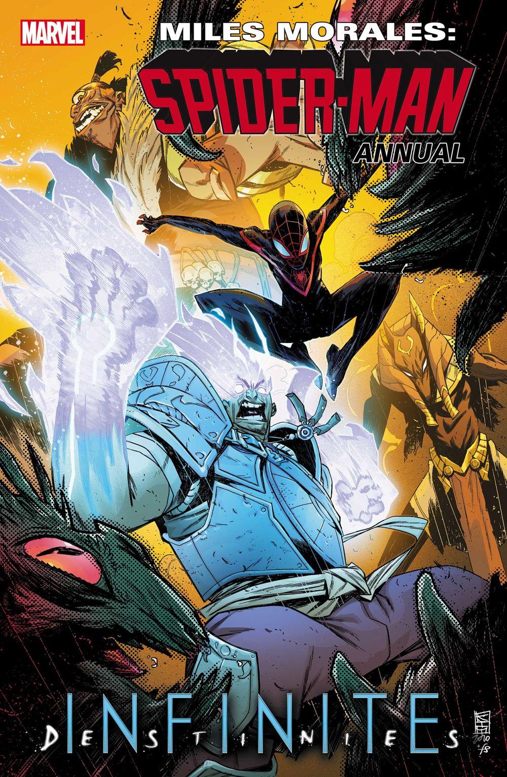 MMSMANN2021001_Cov-1 Marvel Comics August 2021 Solicitations