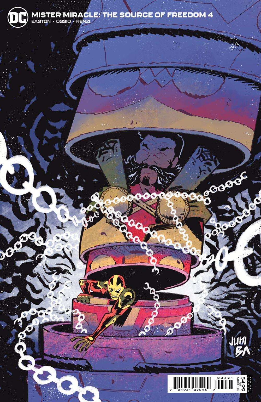 MMTSOF_Cv4_var_00421 DC Comics August 2021 Solicitations