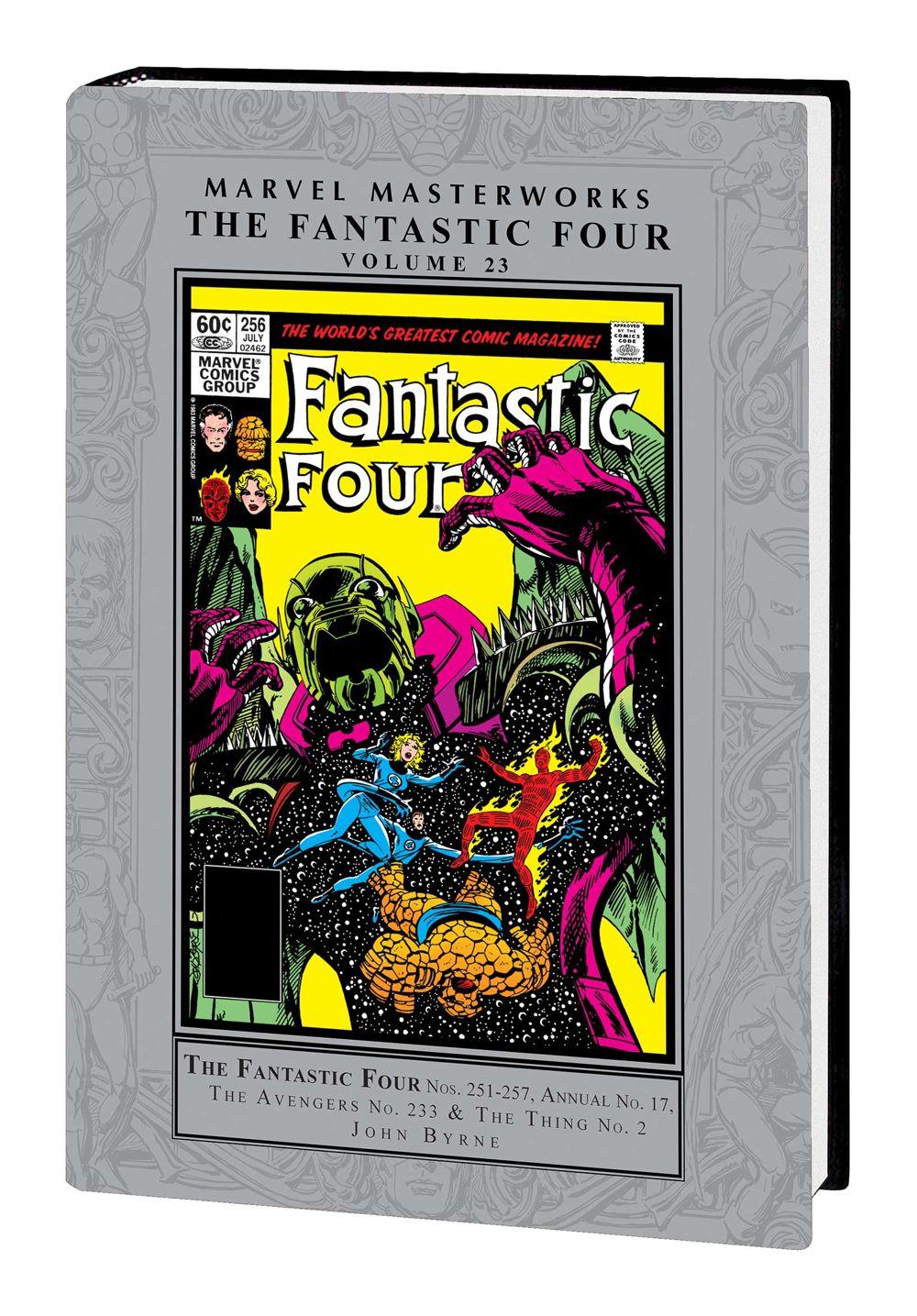 MM_FF_23_HC Marvel Comics August 2021 Solicitations