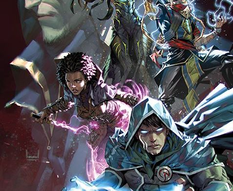 Magic_002_Cover_F_Variant ComicList Previews: MAGIC #2