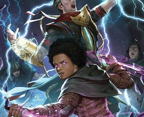 Magic_002_Cover_G_Variant ComicList Previews: MAGIC #2