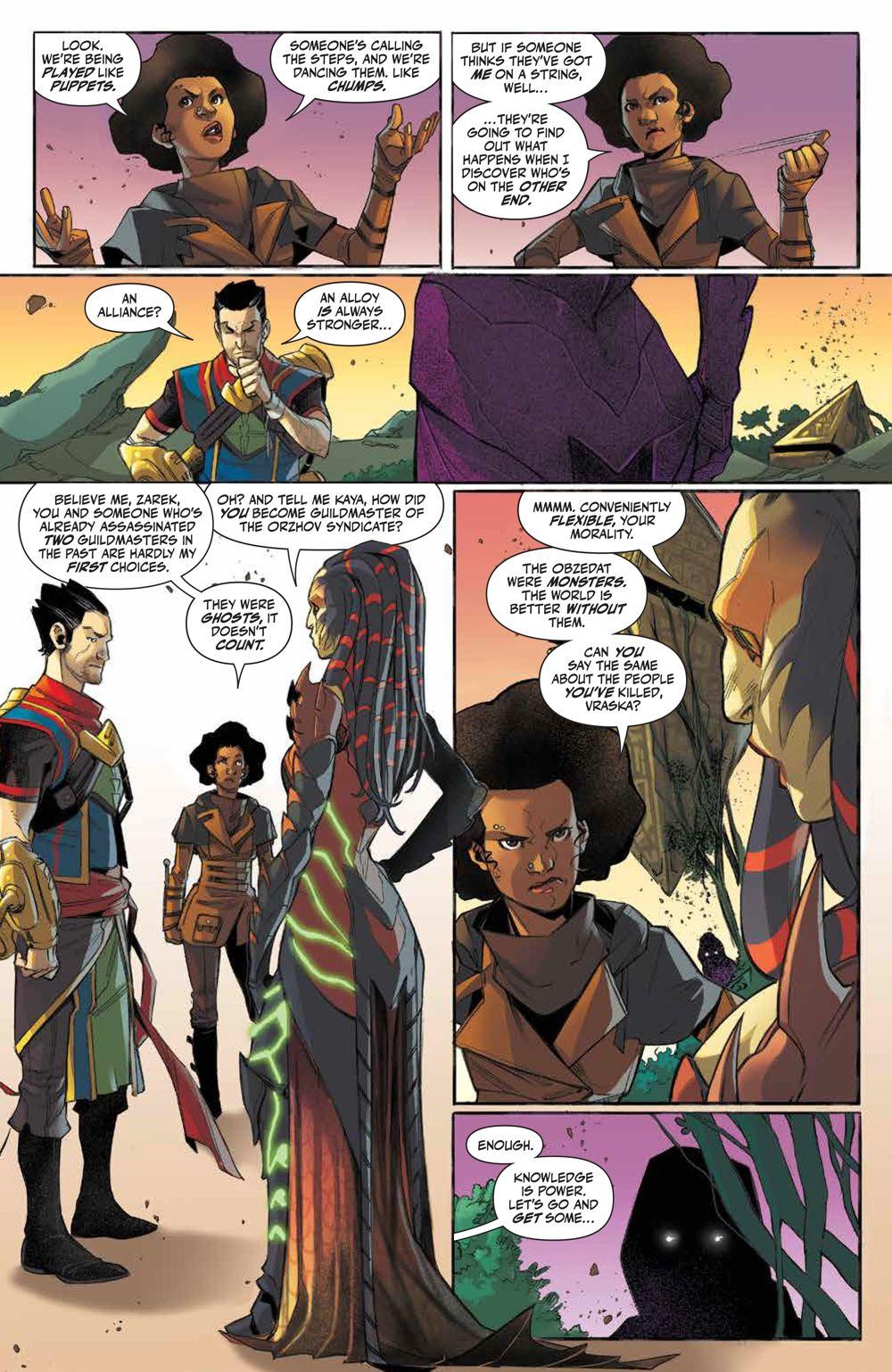 Magic_002_PRESS_5 ComicList Previews: MAGIC #2