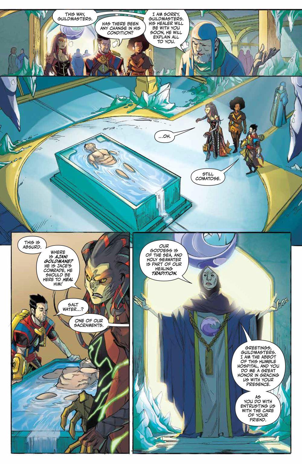 Magic_002_PRESS_7 ComicList Previews: MAGIC #2