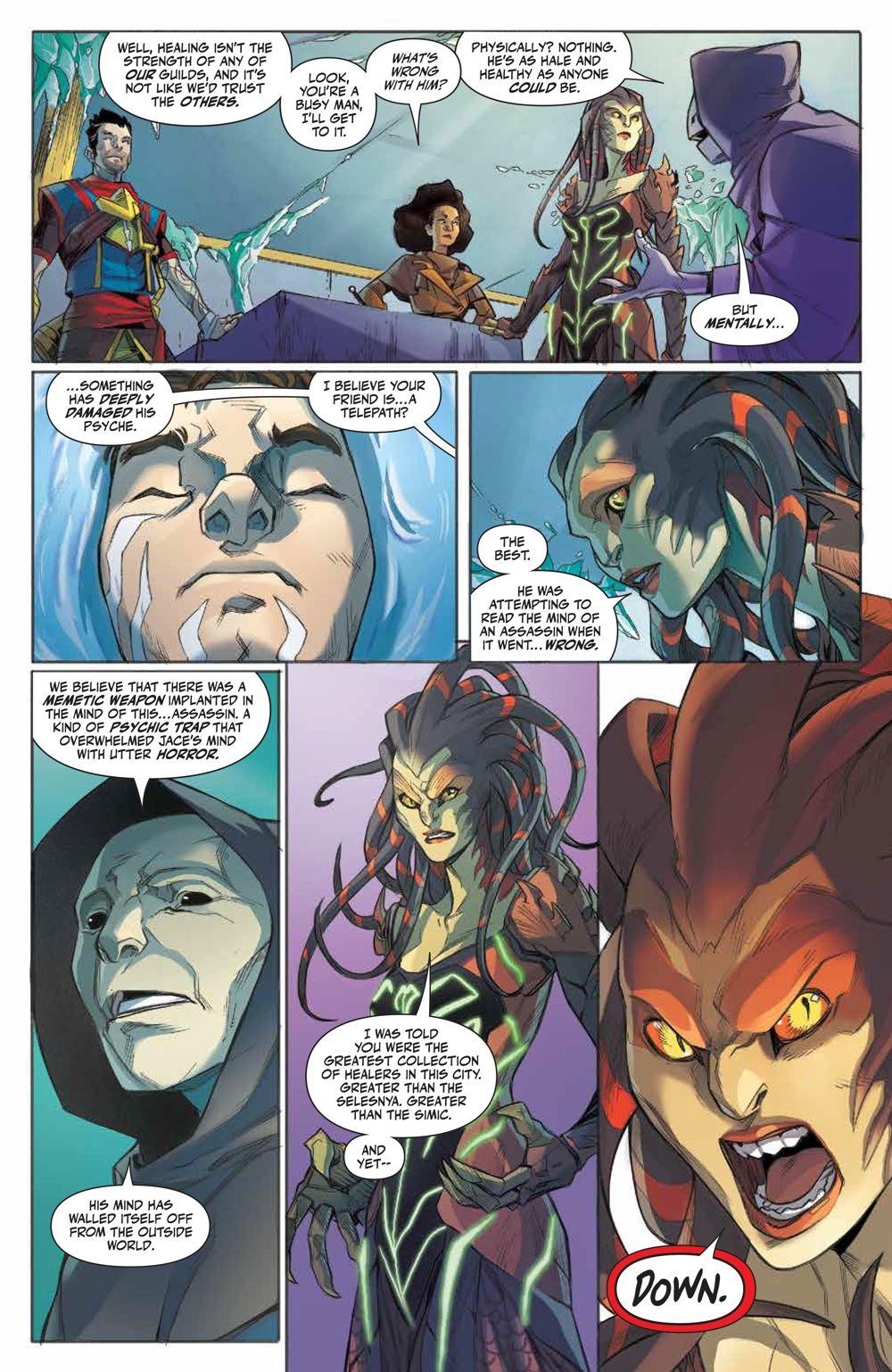 Magic_002_PRESS_8 ComicList Previews: MAGIC #2