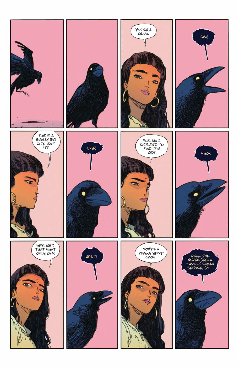 ManyDeathsLailaStarr_002_PRESS_3 ComicList Previews: THE MANY DEATHS OF LAILA STARR #2 (OF 5)