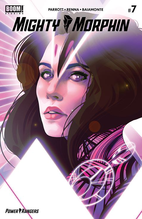 MightyMorphin_007_Cover_F_Variant ComicList: BOOM! Studios New Releases for 05/12/2021