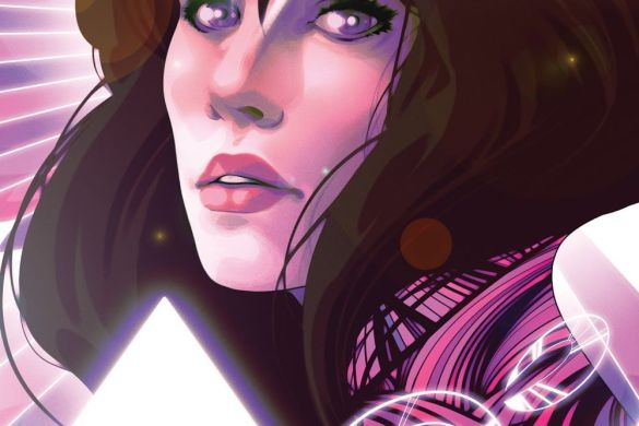 MightyMorphin_007_Cover_F_Variant_PROMO First Look at BOOM! Studios' MIGHTY MORPHIN #7