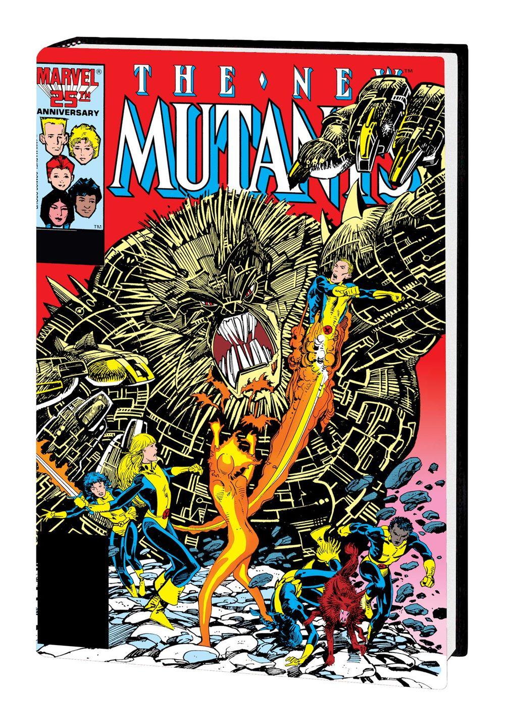 NEW_MUTANTS_VOL_2_OMNI_HC_WINDSOR_SMITH Marvel Comics August 2021 Solicitations