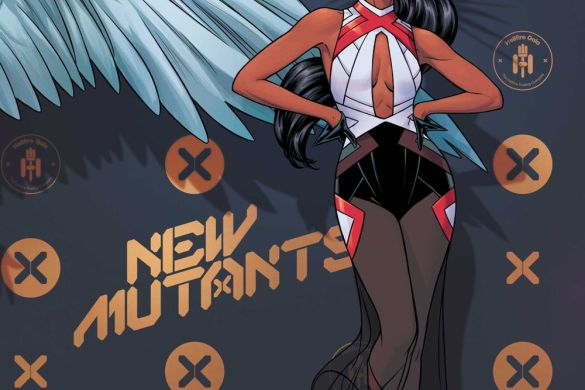 NewMutants Russell Dauterman connects the Hellfire Gala covers this June