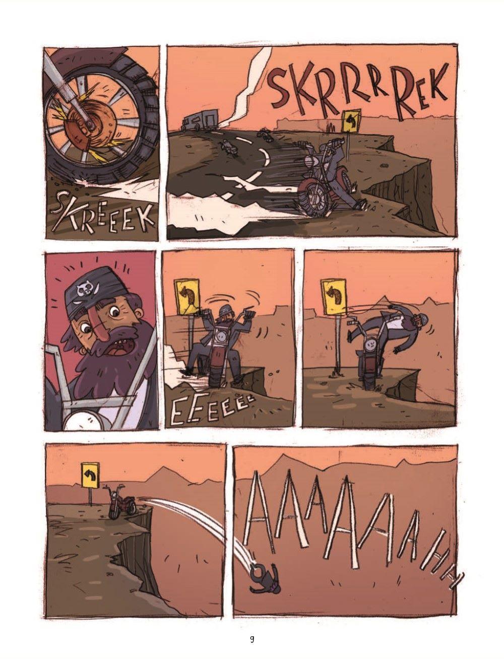 ONION_SKIN_pr-7 ComicList Previews: ONION SKIN GN