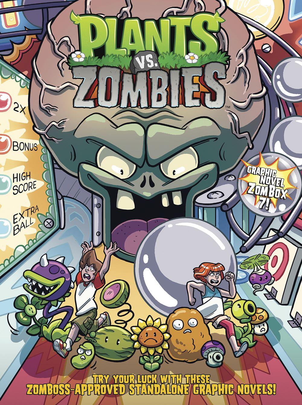 PVZBSE7_CVR_4x6_SOL-3 Dark Horse Comics August 2021 Solicitations