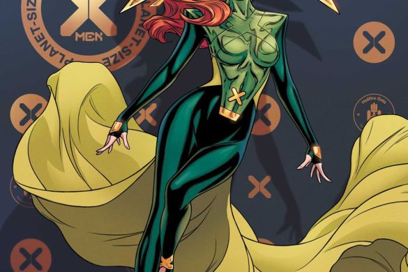 PlanetSizeXMen Russell Dauterman connects the Hellfire Gala covers this June