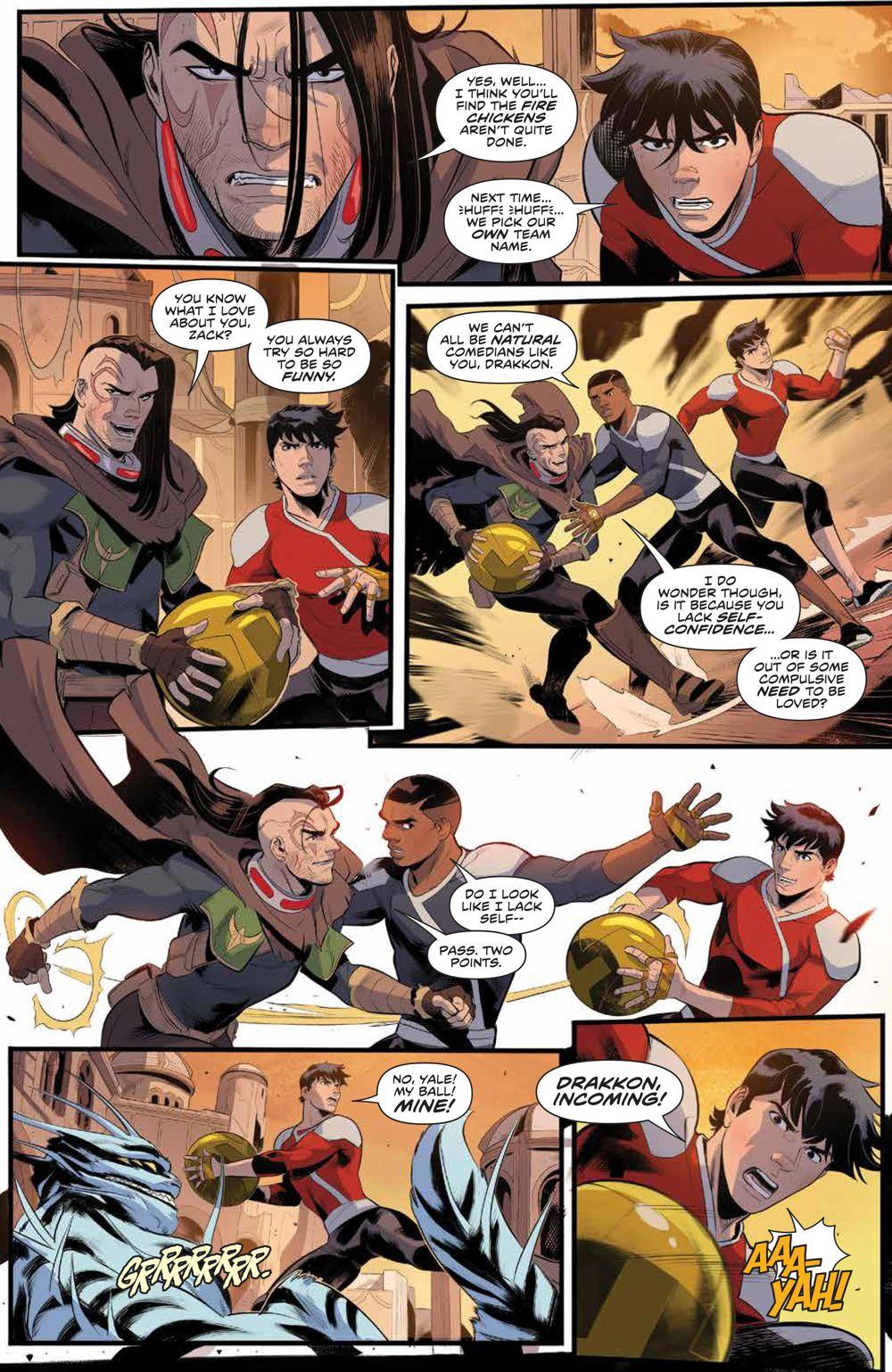 PowerRangers_007_PRESS_4 ComicList Previews: POWER RANGERS #7