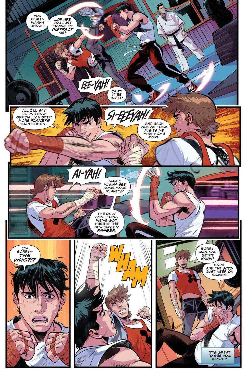 PowerRangers_v1_SC_PRESS_19 ComicList Previews: POWER RANGERS VOLUME 1 TP