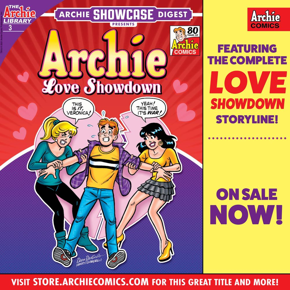 Preorder_Graphic_MAY_2021_04_OSN ComicList Previews: ARCHIE SHOWCASE DIGEST #3: LOVE SHOWDOWN