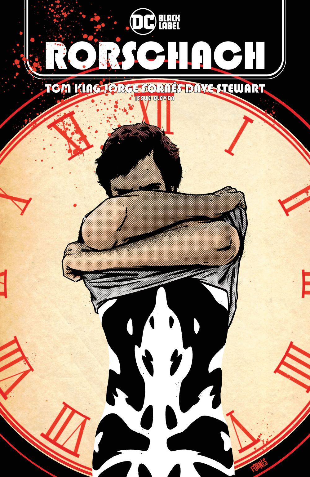 RORSCHACH_Cv11 DC Comics August 2021 Solicitations
