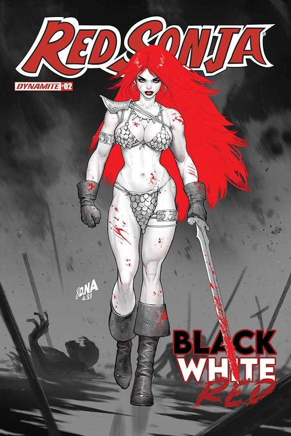 RSBWR-02-02031-C-Nakayama-1 Dynamite Entertainment August 2021 Solicitations