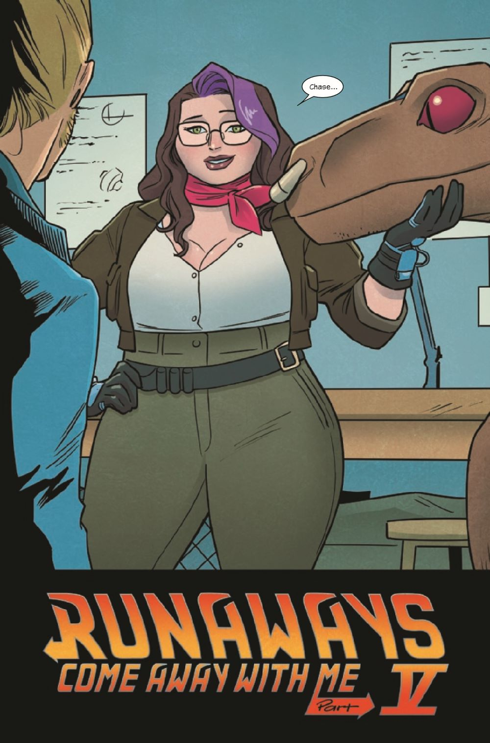 RUNAWY2017036_Preview-4 ComicList Previews: RUNAWAYS #36