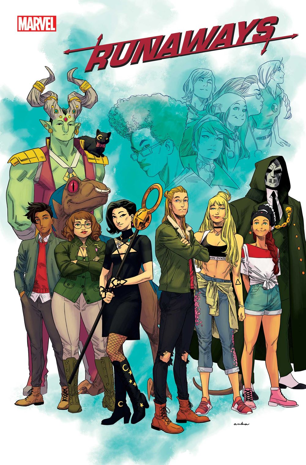 RUNAWY2017038_Cov 100th issue of RUNAWAYS to be a giant-sized spectacular