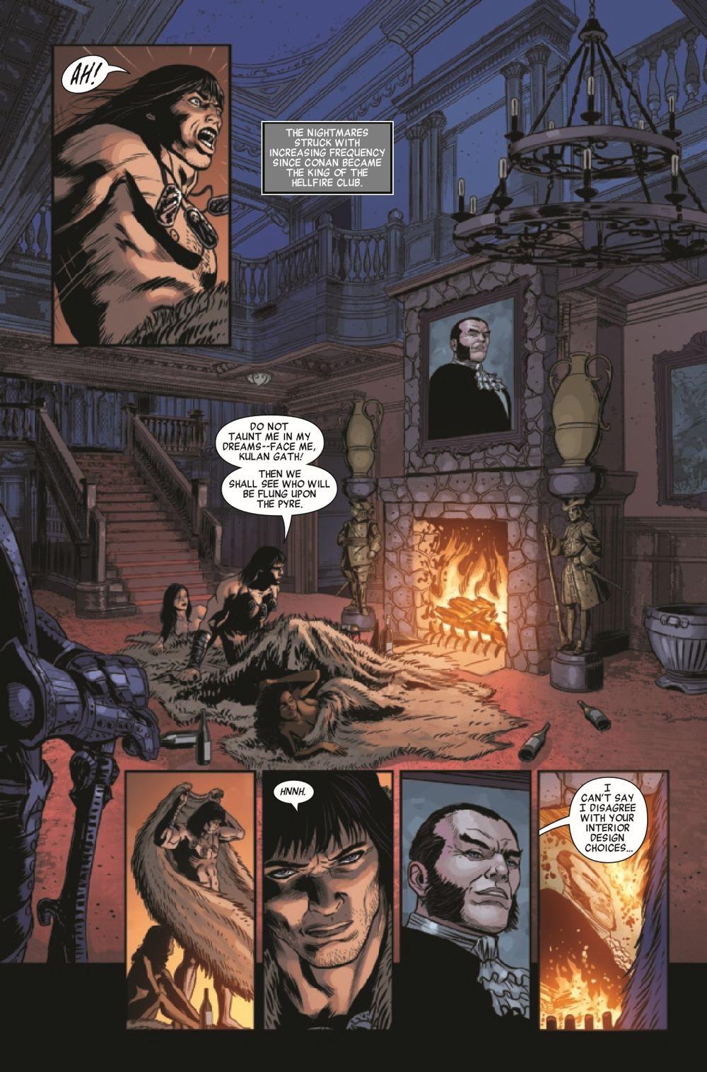 SAVAVEN2018021_Preview-4 ComicList Previews: SAVAGE AVENGERS #21