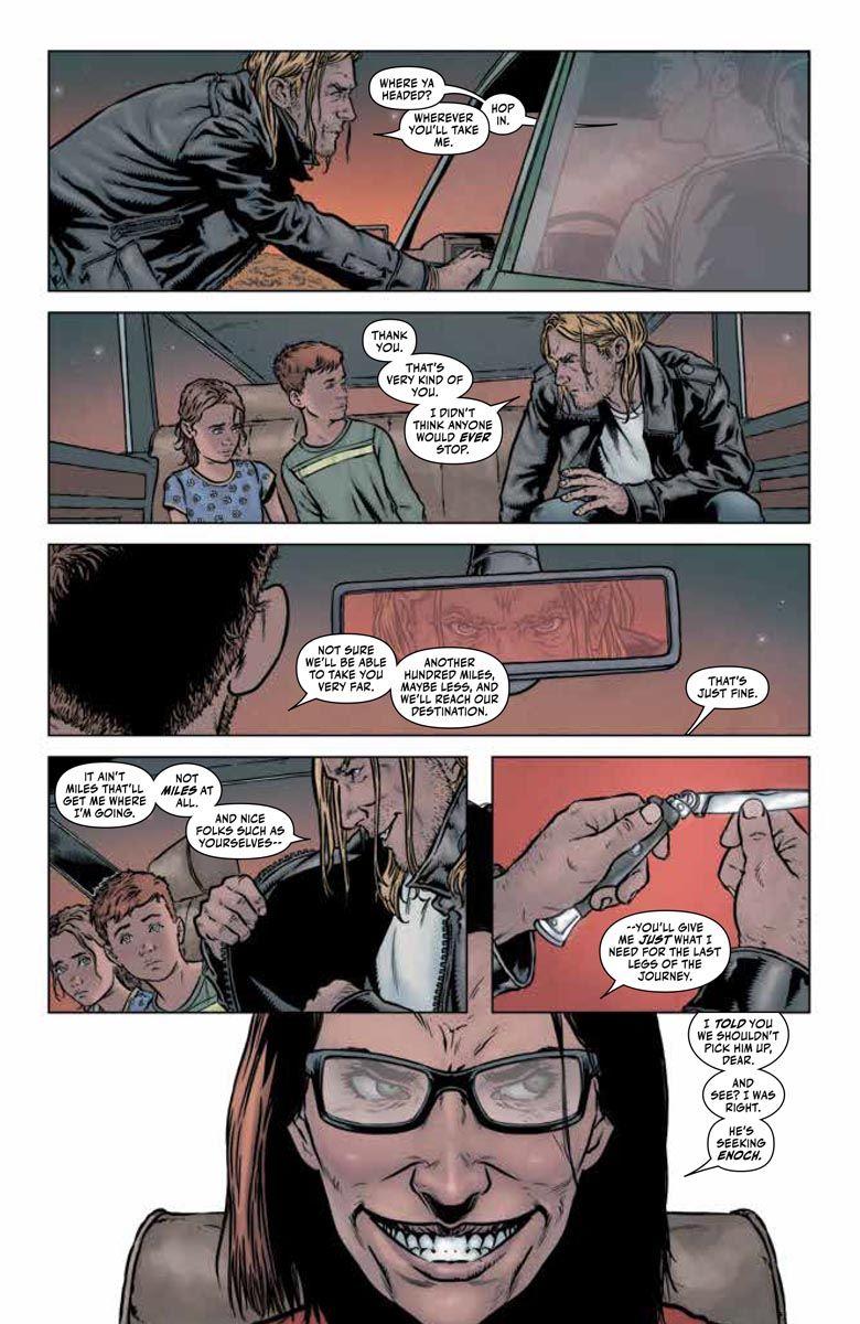 SHADOWMAN_02_PREVIEW_03 ComicList Previews: SHADOWMAN #2