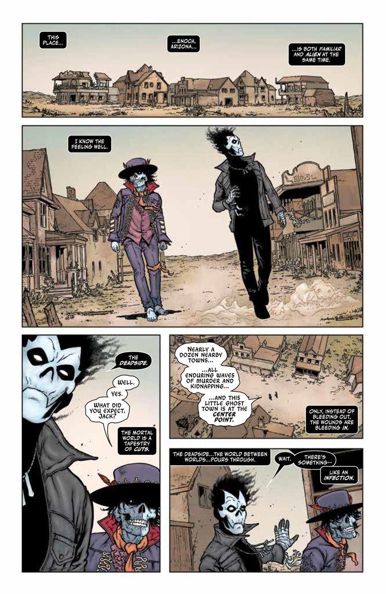 SHADOWMAN_02_PREVIEW_05 ComicList Previews: SHADOWMAN #2
