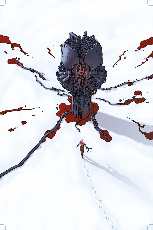 SLAND_i3_FC_FNL-3 Dark Horse Comics August 2021 Solicitations