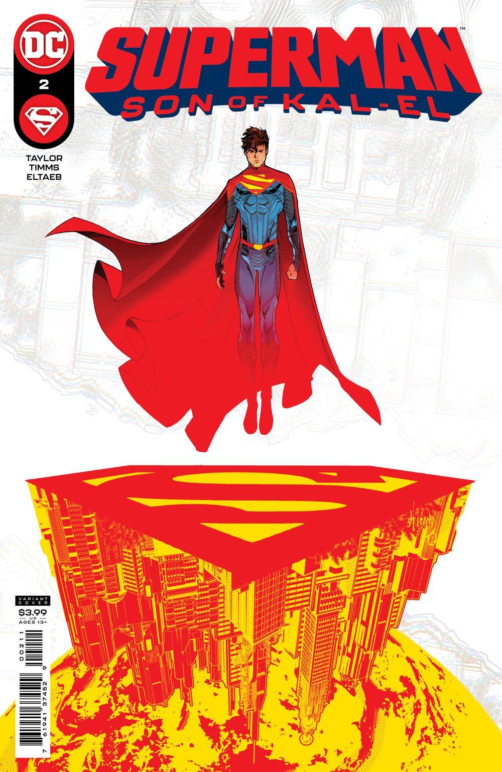 SMSOKE_Cv2 DC Comics August 2021 Solicitations